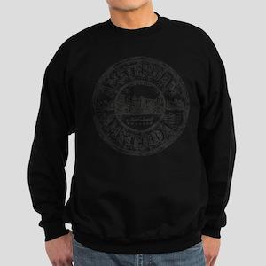Amsterdam Rubber Stamp Seal Sweatshirt