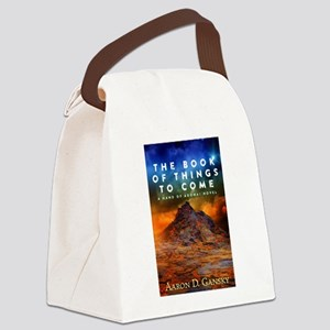 The Book of Things to Come Canvas Lunch Bag