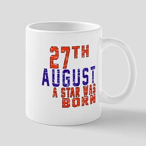 27 August A Star Was Born Mug
