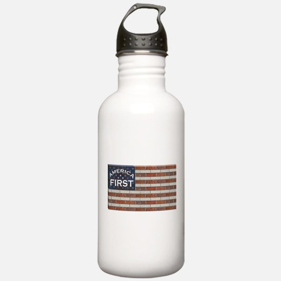 America First Water Bottle