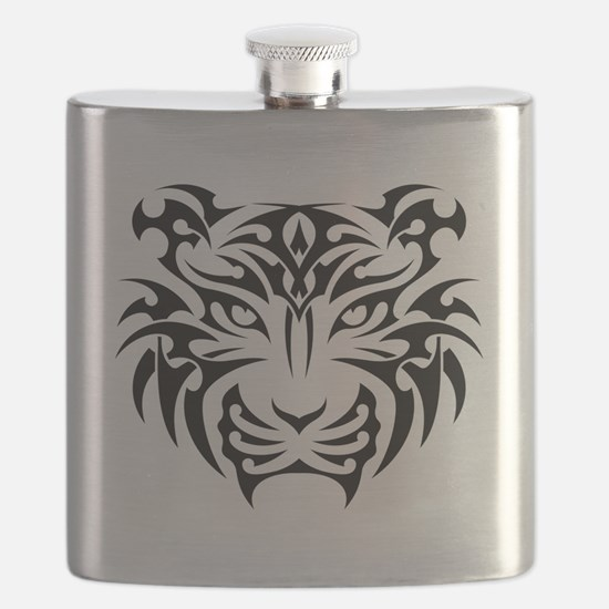 Cute Tiger Flask