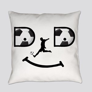 Dad-Soccer Everyday Pillow