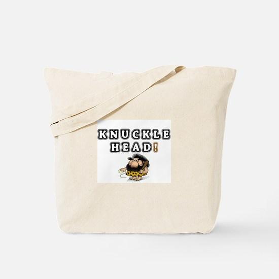 KNUCKLEHEAD! Tote Bag