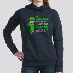 Combat Girl General Lymphoma Sweatshirt