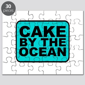 Cake By the Ocean Puzzle