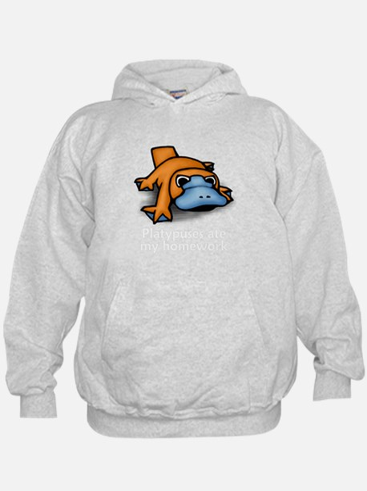 platypuseshomeworkb Sweatshirt