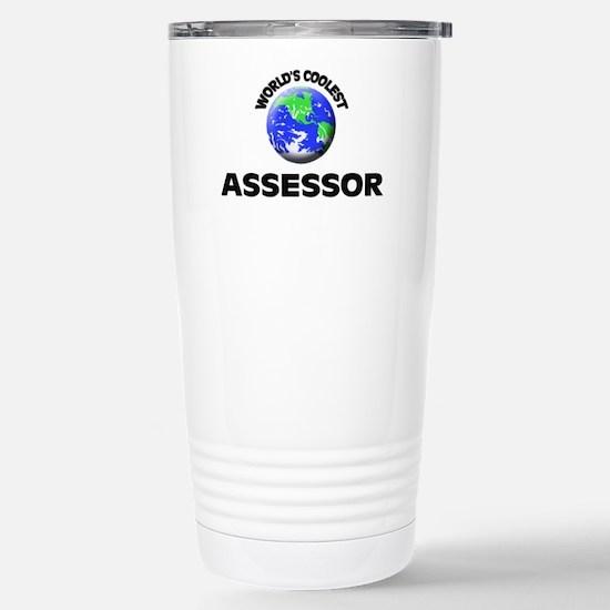 World's Coolest Assessor Mugs