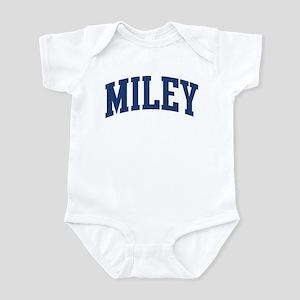 MILEY design (blue) Infant Bodysuit