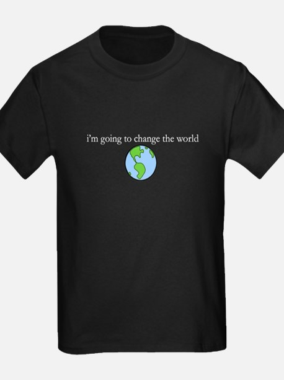 Change the world T