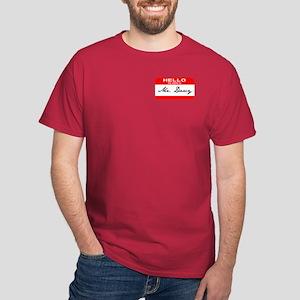 Hello My Name is Mr. Darcy Dark T-Shirt