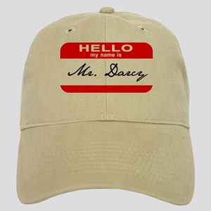 Hello My Name is Mr. Darcy Cap