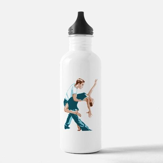 Cute Salsa Water Bottle