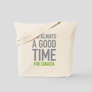 Canasta Tote Bag