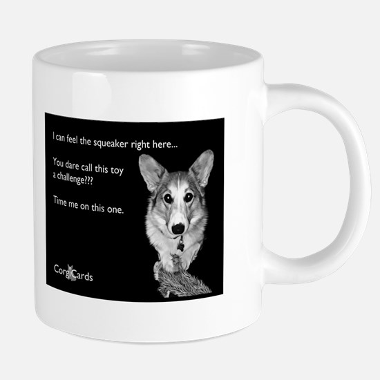 De-Squeaker Large Mugs