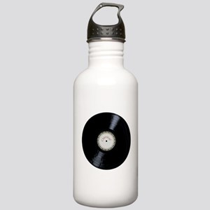 Classical Record Stainless Water Bottle 1.0L