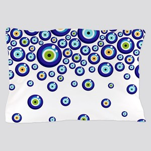 Evil eye Pillow Case