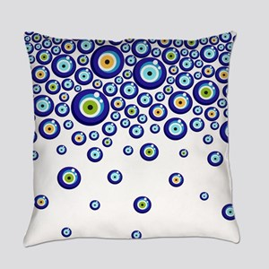 Evil eye Everyday Pillow