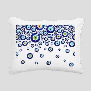Evil eye Rectangular Canvas Pillow