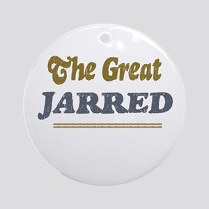 Jarred Ornament (Round)