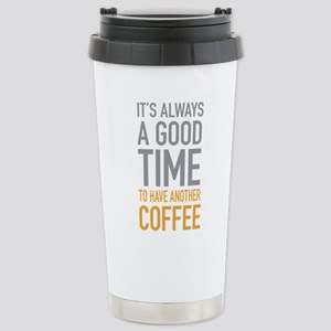 Another Coffee Stainless Steel Travel Mug