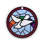 Mcc Logo Round Ornament