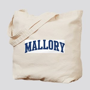 MALLORY design (blue) Tote Bag