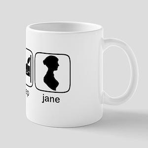 Eat Sleep Jane Mug