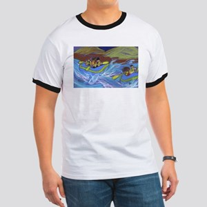 Rafting Women's Dark T-Shirt