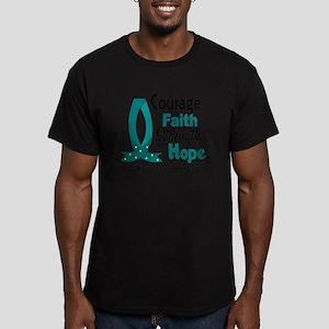 Scleroderma CourageFaith1 T-Shirt