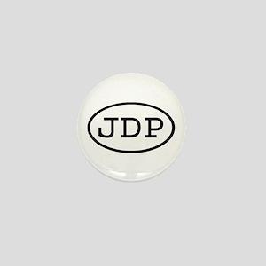 JDP Oval Mini Button