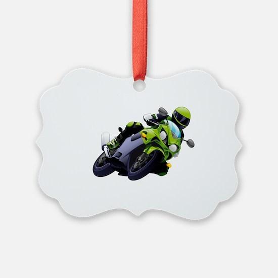 Unique Motorcycles Ornament