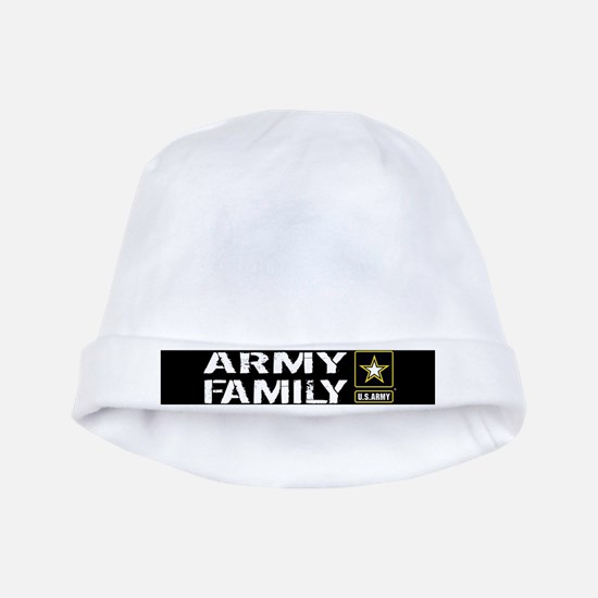 U.S. Army: Family (Black) baby hat