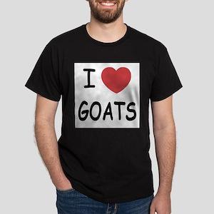I heart goats T-Shirt