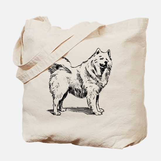 Unique Samoyed Tote Bag