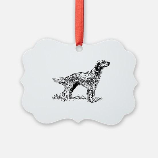 Unique Animal design Ornament