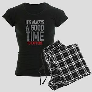 Explore Women's Dark Pajamas