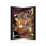 Kuniyoshi Poster Print - Oki Hiroari