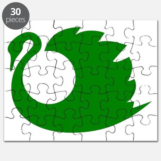 Cool Swans Puzzle