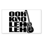 Ooh Koo Leh Leh Sticker