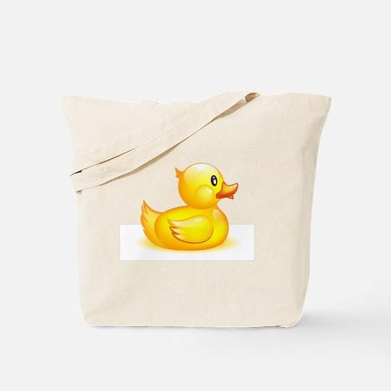 Unique Duckies Tote Bag