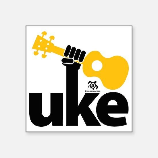 Uke Fist Sticker