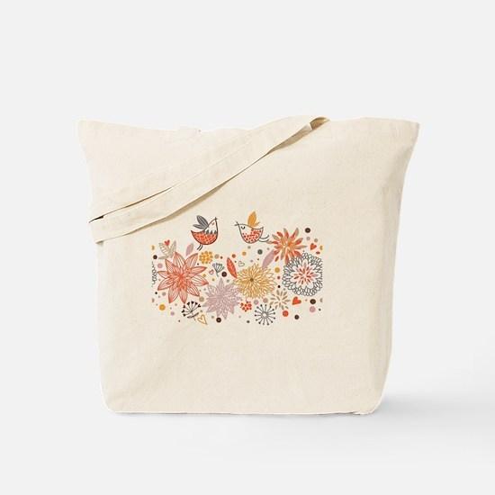 Cool Pattern Tote Bag