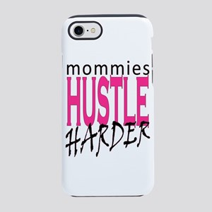 mommies hustle harder iPhone 8/7 Tough Case