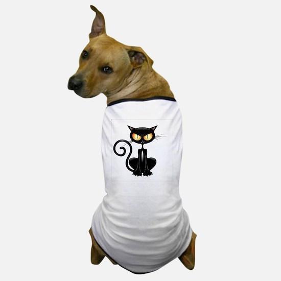 Funny Halloween cat Dog T-Shirt
