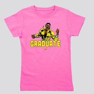 Luke Cage Graduate Girl's Tee