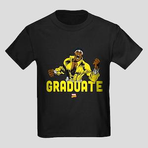 Luke Cage Graduate Kids Dark T-Shirt