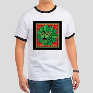 Aztec God QUETZALCOATL T-Shirt