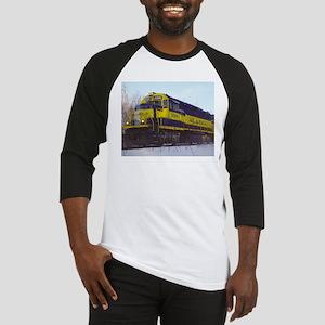 alaska railroad rr locomotive train Baseball Jerse