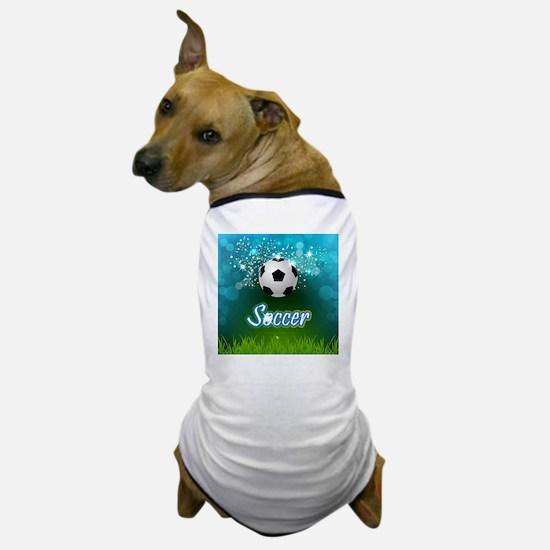 Unique Soccer ball Dog T-Shirt