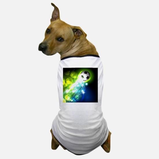 Cute Soccer ball Dog T-Shirt